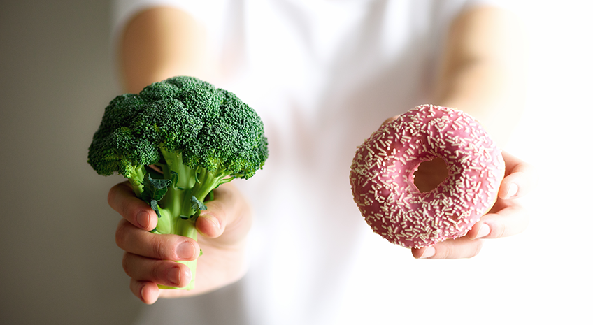 Healthy Diet Series: Raw Food vs Processed Food