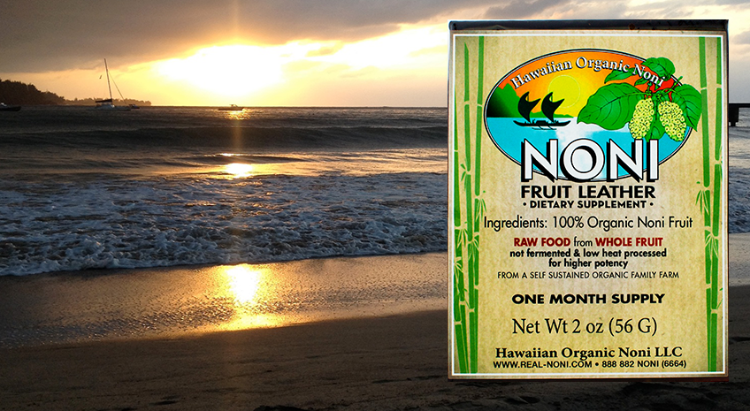 What is it About Noni?  The Surprising Benefits of Noni Fruit Leather