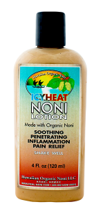 IcyHeat Noni Lotion 4 oz