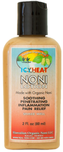 IcyHeat Noni Lotion 2 oz